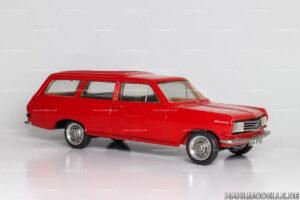 Opel Rekord B, CarAVan, Kombi