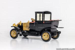 Opel 8/14 PS, Kraftdroschke, Landaulet