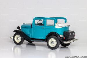 Opel P4, Cabriolet-Limousine