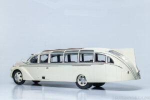 Opel Blitz Fahrgestell 2,5 to Bus Ludewig Aero
