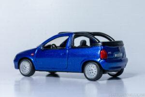 Opel Corsa B, Cabriolet (Holden SB Barina)