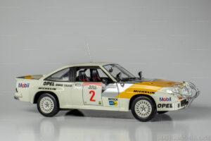 Opel Manta B 400, Safari Rallye 1985 Fahrer Aaltonen