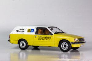 Opel Rekord E1 Lieferwagen, Kastenwagen