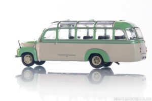 Opel Blitz Lastkraftwagen 1,75 to, Panorama-Bus