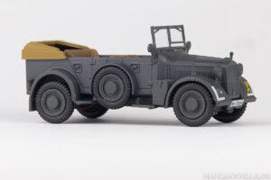 Einheits-PKW m.gl.PKW (m.E.PKW), Version von Opel