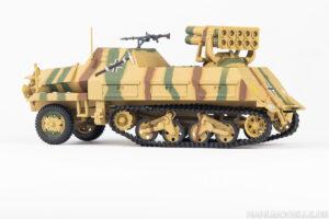 Opel Blitz Sd.Kfz. 4/1, Panzerwerfer 42