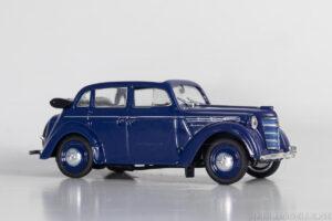 Opel Kadett 1938, Cabrio-Limousine