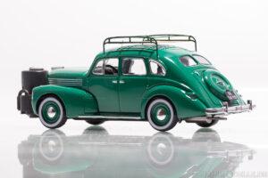 Opel Kapitän 1938, Limousine
