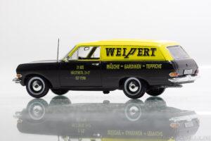 Opel Rekord B Lieferwagen, Kastenwagen