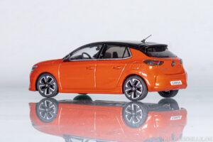Opel Corsa-e (F), Limousine