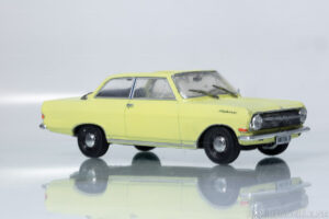 Opel Rekord A, Cabriolet-Limousine (Autenrieth)