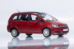 Opel Zafira B, Van
