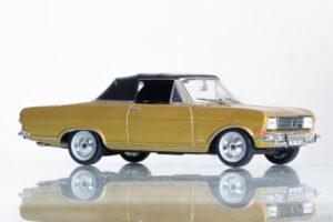 Opel Rekord B, Coupé