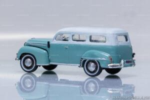 Opel Olympia 1951, Kombi (Miesen)