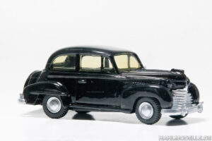 Opel Olympia 1950, Limousine